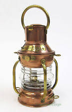 copper nautical lamps ebay