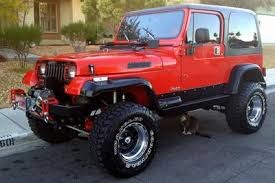 94 jeep wrangler top wrangler custom rocker armor build