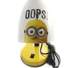 accessoire bureau rigolo de bureau u0027minions u0027 jaune blanc oops