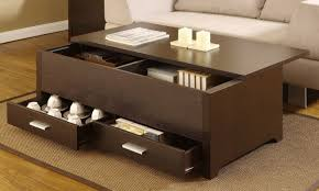 Small Coffee Table Furniture Small Coffee Table With Magazine Rack Expensive