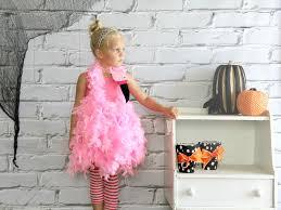 Pink Flamingo Halloween Costume Child Handmade Halloween 25 Crafts Costumes Sewing Rabbit