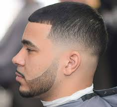 skin fade haircut with beard fade haircuts with beards