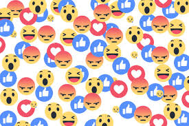 small halloween emoticons transparent background facebook reactions how to make the most of six emoji the verge