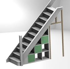 ikea stairs ikea expedit hack under stairs storage stair storage ikea