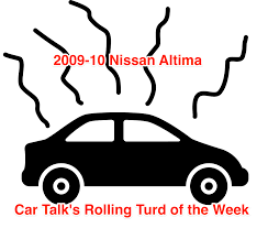 nissan altima won t start blog post this week u0027s turd of the week car talk