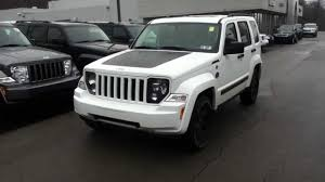 jeep liberty white interior craig dennis u0027 best 2012 jeep liberty arctic 4x4 with a sunroof