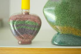 diy dyed sand for kids u0027 summer crafts diy network blog made