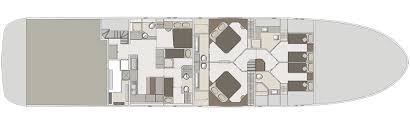 Euro Asia Park Floor Plan Mcy 105 Monte Carlo Yachts Luxury Yachts