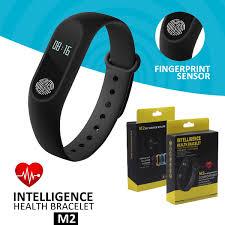 health bracelet images Intelligence health bracelet m2 led watch png