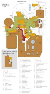 Las Vegas Map Hotels by Caesars Palace Casino Property Map U0026 Floor Plans Las Vegas