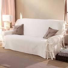 housse canapé blanc housse de canape blanche canapé idées de décoration de maison