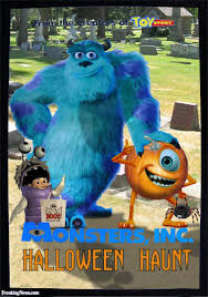 Monsters Inc Halloween by Monsters Inc Halloween Movie Pictures Freaking News
