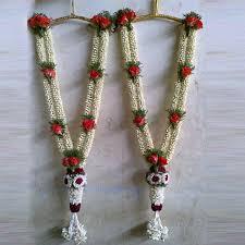 garlands for weddings fresh flower garlands for weddings indian wedding