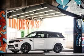 white range rover rims ag luxury wheels range rover sport forged wheels