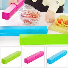 plastique cuisine en plastique cuisine feuille et s accrochent wrap distributeur