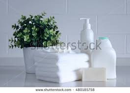 Blue And White Bathroom Accessories by Bath Accessories Stock Images Royalty Free Images U0026 Vectors