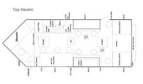 pretty toy box hauler u2013 wiring diagram and parts diagram images