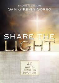 let there be light movie com share the light 40 world changing devotions let there be light
