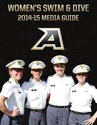 women u0027s swim dive 2014 15 media guide by army west point athletics