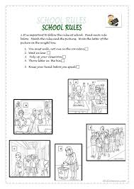 rules worksheet free worksheets library download and