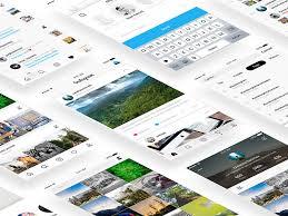 download instagram layout app instagram based ui kit sketch freebie download free resource for
