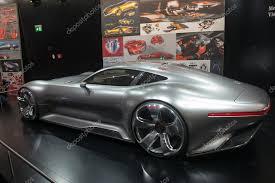 mercedes amg gran turismo mercedes amg vision gran turismo concept car stock editorial