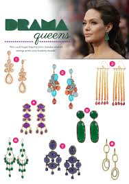 dramatic earrings magazine fashion on dramatic earrings and denver jewelry
