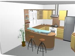 meuble bar pour cuisine ouverte impressionnant meuble bar separation cuisine americaine et modele de