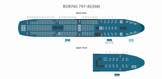 A340 Seat Map Korean Air U0027s New 747 8i Offers New Flagship Seating Article