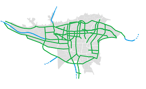 List Of Color List Of Expressways In Tehran Wikiwand