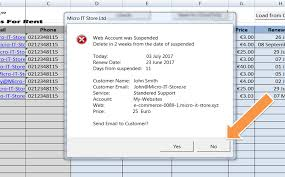 Host Excel Spreadsheet E Bill Web Application 5 Monthly