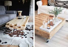 Traditional Coffee Table 11 Alternatives To A Traditional Coffee Table
