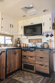 rustic wood kitchen cabinets reclaimed wood kitchen cabinets mountainmodernlife