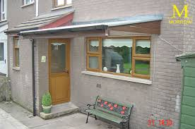 House Awnings Ireland Domestic Canopies Patio Canopies U0026 Domestic Walkways Morrow Log