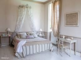 chambre shabby chambre romantique décoration shabby pearl grey and gray