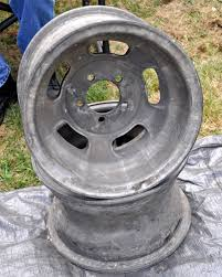 lexus van nuys parts just a car guy real magnesium vintage dragster rims for sale at