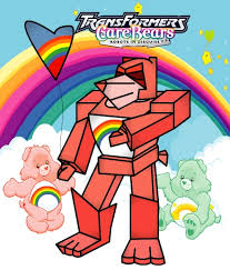care bears transformers gender stereotypes advertisements