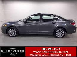 2012 used honda accord sedan 4dr i4 automatic ex l at sutherland