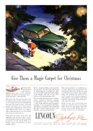 car ads seven great classic christmas car ads historic vehicle