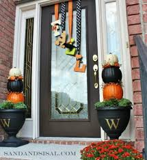 Pinterest Fall Decorations For The Home Front Doors Front Door Design Front Door Decorating Ideas For