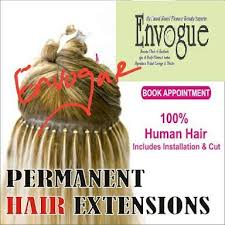 permanent hair extensions envogue bridal lounge beauty salon envogue bridal lounge