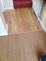 image result for entrance coir matting inset in wooden floor