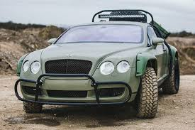 bentley gtc custom apocalypse ready u0027rally edition u0027 bentley continental gt is up for