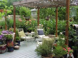 Deck Garden Ideas Deck For Garden Deck Design And Ideas