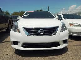 used nissan versa 2014 used nissan versa 1 6 s at triangle chrysler jeep dodge de