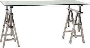 bureau atelier atelier réglage en acier et verre