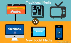 adresse si ge social soci t g n rale difference between traditional media and social media