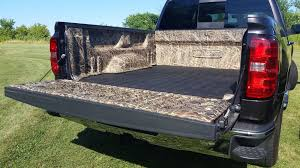 Chevy Silverado Truck Bed Mats - customize your truck with a camo bedliner from dualliner