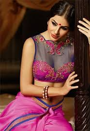 blouse for 30 silk saree blouse designs collection for 2018 styles