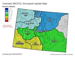Colorado River Basin Map by Snowpack Mile High Water Talk Page 2